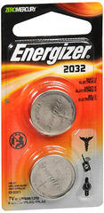 Energizer Watch Electronic Batteries 2032 - 1 EA