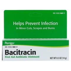 Bacitracin 0.5% Ointment - 0.5 OZ