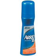 Arrid XX Anti-Perspirant Deodorant Roll On Regular - 2.5 Ounces