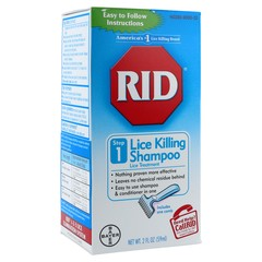 Rid Shampoo - 2 Ounces