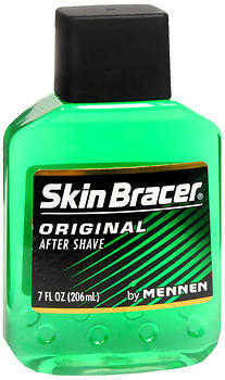 Skin Bracer Original After Shave - 7 Ounces