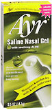 Ayr Saline Nasal Gel  - 0.5oz