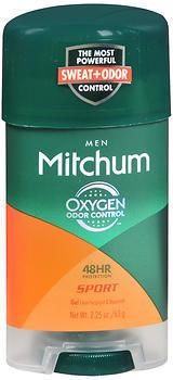 Mitchum Anti-Perspirant & Deodorant, Clear Gel, Super Sport  - 2.25oz