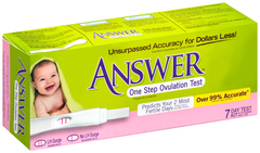 Answer One-Step Ovulation Test - 1 Each