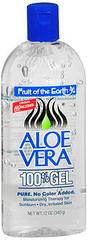 Fruit of the Earth Aloe Vera Gel - 12 Ounces