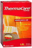 ThermaCare Therapeutic HeatWraps Back 2 L/XL - 2 Each