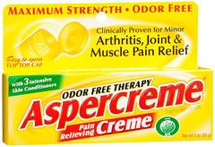 Aspercreme Rub - 3 Ounces