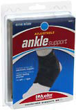 Mueller Sport Care Ankle Support Adjustable One Size Black 4547 - 1 EA