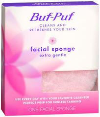 Buf-Puf Facial Sponge Extra Gentle - 1 Each.