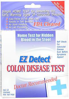 EZ DETECT Colon Disease Test - 1 EA