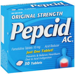 Pepcid AC Acid Reducer, Tablets  - 30ea
