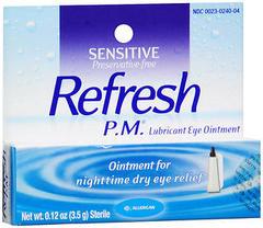 Refresh PM Eye Lubricant O/O - 3.5 GM