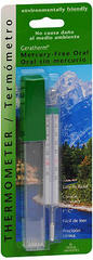 Geratherm Thermometer Oral Mercury Free - 1 EA