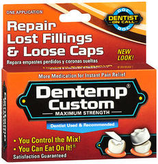 Dentemp's Filling Mix Original - 1 Each