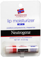 Neutrogena Lip Moisturizer SPF 15 - 0.15 OZ
