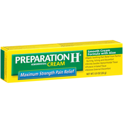 Preparation H Cream - 0.9 OZ