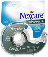 "3M Nexcare First Aid Tape Durable Cloth 3/4"""" X 6 Yards - 6 YD"