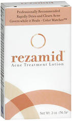 Rezamid Acne Treatment Lotion  2 Ounces - 1 Each