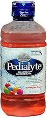 Pedialyte Liquid Bubble Gum- 33.8 OZ