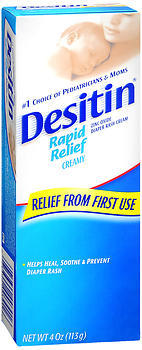 Desitin Ointment Creamy - 4 Ounces