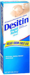 Desitin Ointment Creamy - 4 Ounces
