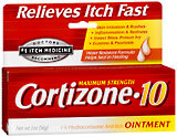 Cortizone-10 Ointment, 2 Ounces