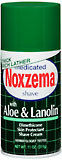 Noxzema Shave Cream Aloe and Lanolin  -  11 OZ