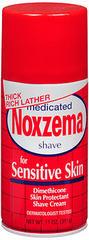 Noxzema Shave Cream Sensitive Skin  -  11 OZ
