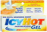 ICY HOT Pain Relieving Gel  -  2.5 OZ