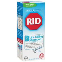 Rid Shampoo Maximum Strength - 8 OZ