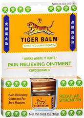 Tiger Balm Regular Strength - 0.63 OZ