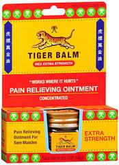 Tiger Balm Extra Strength - 0.63 Ounces