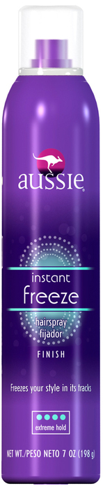 Aussie Instant Freeze Hair Spray Maximum Hold - 7 Ounces