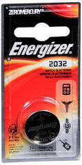 Energizer Watch Battery 3V ECR2032BP - 1 EA