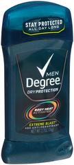 Degree Anti-Perspirant Deodorant Invisible Solid Extreme Blast - 2.7 OZ
