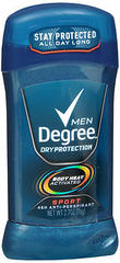 Degree Anti-Perspirant Deodorant Invisible Solid Sport - 2.7 OZ