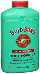 Gold Bond Body Powder Medicated Extra Strength - 10 Ounces