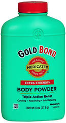 Gold Bond Body Powder Medicated Extra Strength - 4 Ounces