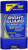 Right Guard Sport Anti-Perspirant Deodorant Gel Fresh - 3 Ounces
