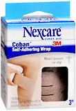 """3M Nexcare Coban Self-Adherent Wrap 3"""""""" X 5 Yards - 5 YD"""