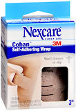 "3M Nexcare Coban Self-Adherent Wrap 3"""" X 5 Yards - 5 YD"
