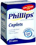 Phillips' Caplets  -  55 Caplets