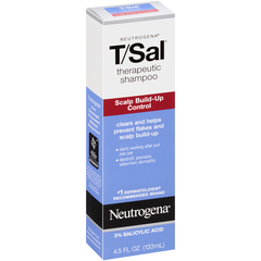 Neutrogena T/Sal Shampoo - 4.5 Ounces