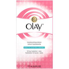 Olay Active Hydrating Beauty Fluid Sensitive - 6 Ounces