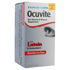 Ocuvite Tablets - 120 Tablets