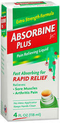 Absorbine Jr Plus Pain Relieving Liquid