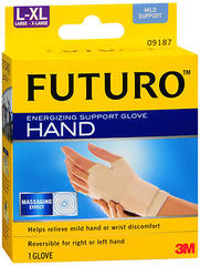 Futuro Energizing Support Glove Hand L-XL