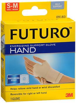 FUTURO Energizing Support Glove Hand S-M