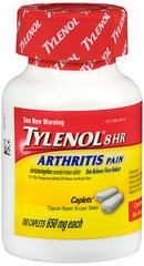 TYLENOL 8 HR Arthritis Pain Caplets
