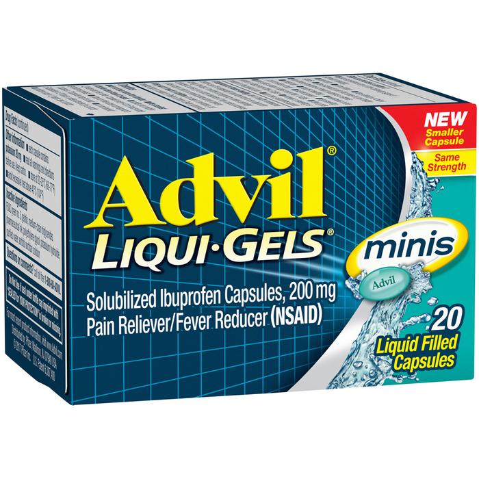 Advil Liqui-Gels Capsules - 20 CAP